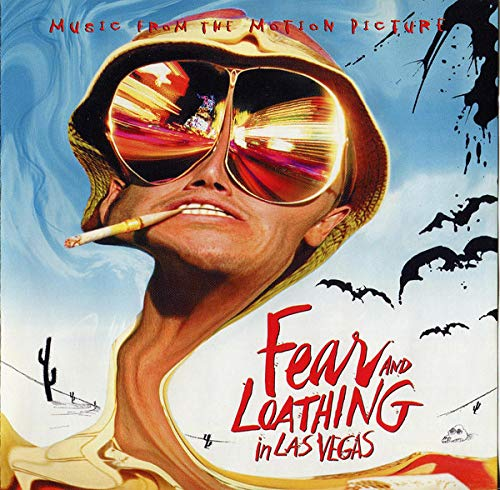 FEAR AND LOATHING IN LAS VEGAS - Tom Jones, The Yardbirds, Jefferson Airplane, Bob Dylan, Perry Como, Tomoyasu Hotei and Rat Cooper, The Dead Kennedys | SOUNDTRACK (Fear And Loathing In Las Vegas Original)