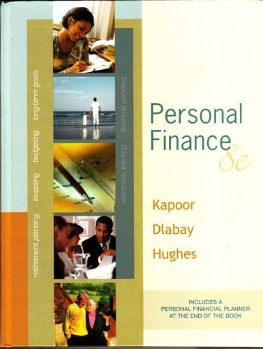 Personal Finance (Mcgraw-hill/irwin Series in Finance, Insurance, And Real Estate)