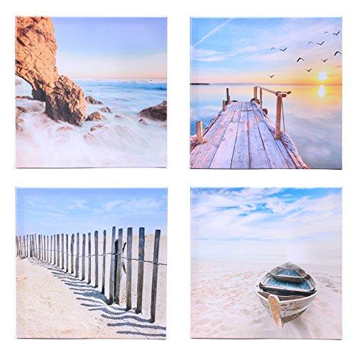 Sand Beach Framed - 5