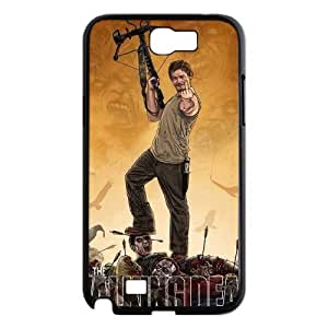 Samsung Galaxy Note 2 N7100 2D DIY Phone Back Case with The Walking Dead Image