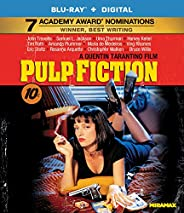 Pulp Fiction (Blu-ray + Digital)