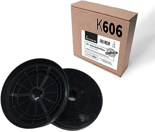 filtro de carbono para campanas extractoras KKT KOLBE (=K122, ST1, CF110): Amazon.es: Hogar