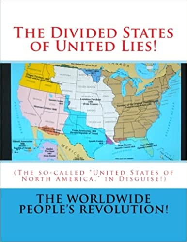 The Divided States Of United Lies The So Called United States Of