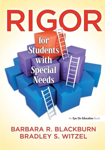 Rigor for Students with Special Needs