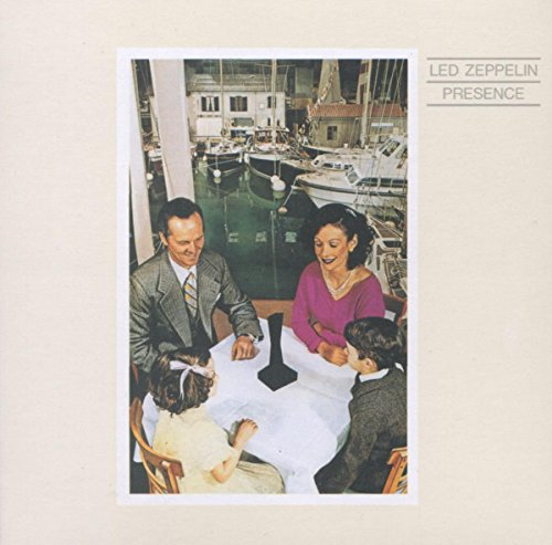 Vinilo : Led Zeppelin - Presence (180 Gram Vinyl, Remastered)