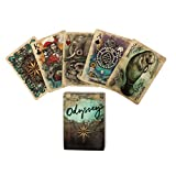 Odyssey Historical Themed Poker Size Playing