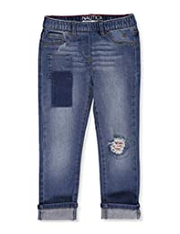 Nautica Little Girls' Jeans