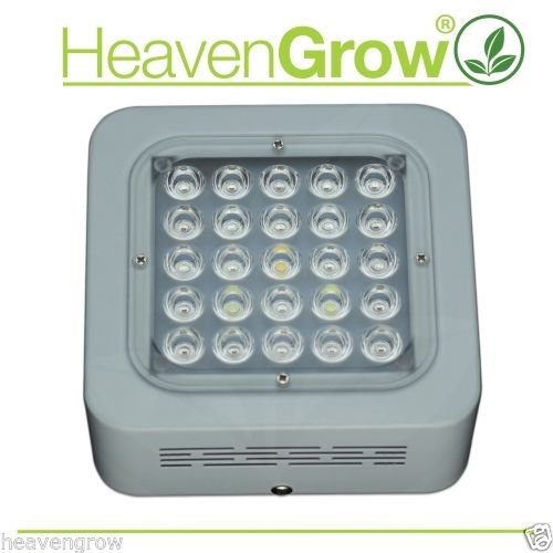 HeavenGrow Pulsar Mini LED-Lampe, 75 W, Multiband, Pflanzenlicht