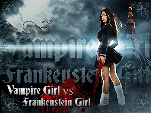 (Vampire Girl vs Frankenstein)