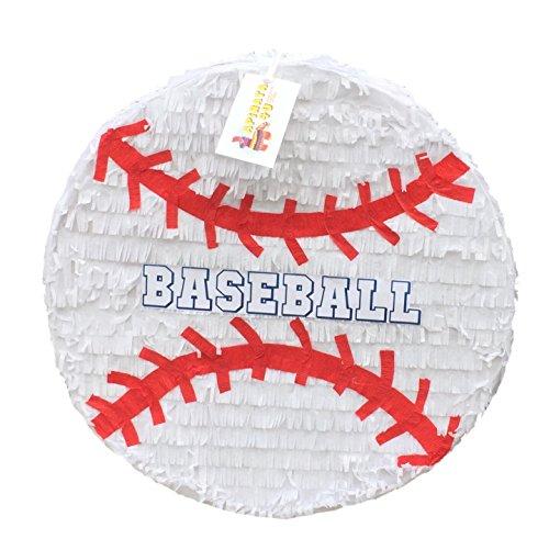 APINATA4U 2-D Baseball Pinata 16