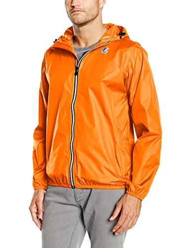 Uomo Claude K Extrafluo Arancione orange Z05 way Giubbotto ttzwqvp