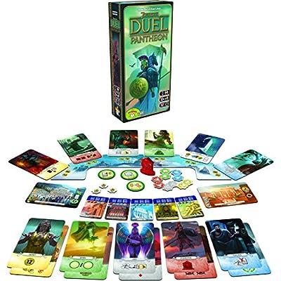 7 Wonders Duel: Pantheon Expansion: Toys & Games
