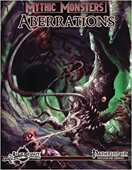 Book Mythic Monsters: Aberrations (alternate cover): Volume 18