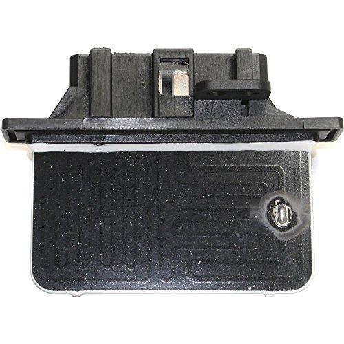 Evan-Fischer EVA10911101421 Blower Motor Resistor for Nissan Altima 98-01