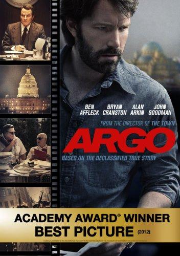 Argo (plus bonus features) (Movie Argo)