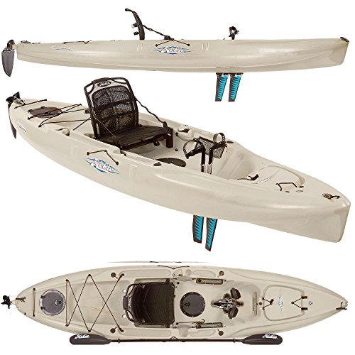 Cheap Hobie Mirage Outback Kayak Ivory Dune
