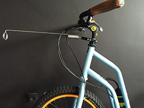 Tren vorrichtung zugführung Bike Antena para Dogs Coot ...