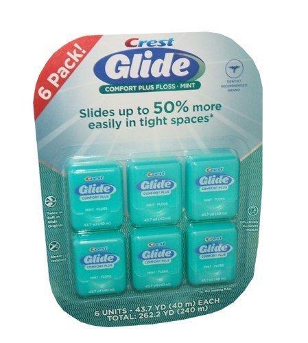 Price comparison product image Glide-crest Dental Floss - 43.7 Yd,