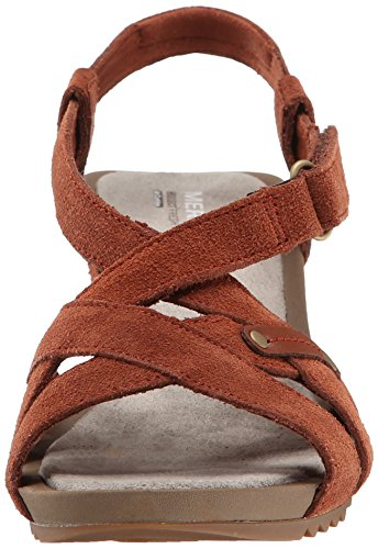 Merrell Revalli de las mujeres de la sandalia de la Cruz la concha