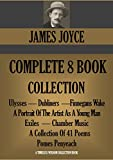 Exiles by James Joyce front cover