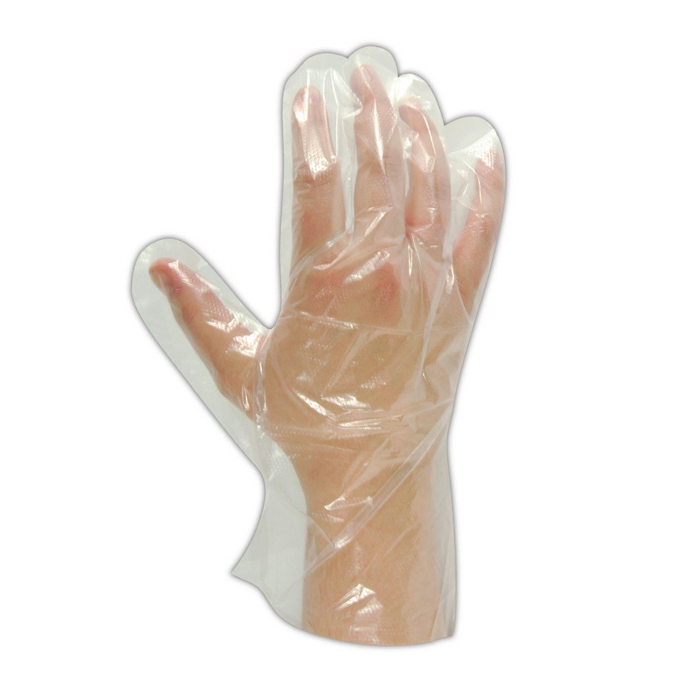 Magid Glove /& Safety H99BOXEMB Comfort Flex Polyethylene Powder-Free Disposable Glove