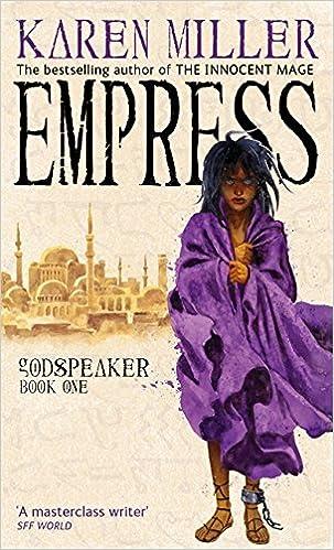 Book Empress (Godspeaker)