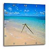 3dRose dpp_89643_3 Lanikai Beach, Oahu, Hawaii – US12 DPB0783 – Douglas Peebles – Wall Clock, 15 by 15-Inch Review