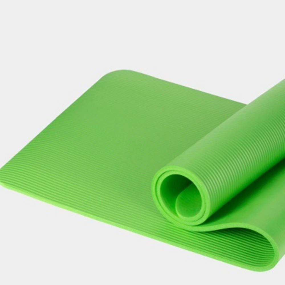 GGZZLL Yoga Mat per uomo e Donna Pilates Sit Ups Stretch ...
