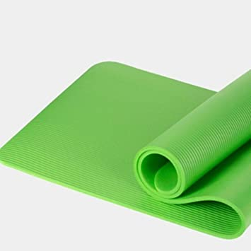 GGZZLL Yoga Mat per uomo e Donna Pilates Sit Up Stretch Home ...