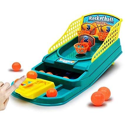 Amazon.com: Jacoosa - Juego de baloncesto para niños adultos ...