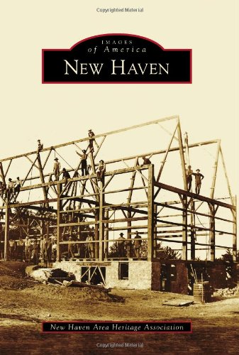 Read Online New Haven (Images of America) PDF