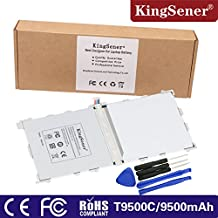 "KingSener T9500C Tablet Battery For Samsung Galaxy Note Pro 12.2"" WiFi SM-P900 P901 P905 T9500C T9500E T9500U GH43-03980A With Free 2 Years Warranty"