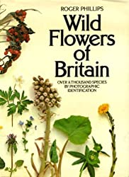 WILD FLOWERS OF BRITAIN (OVER A THOUSAND SPECIES BY PHOTOGRAPHIC IDENTIFICATION)