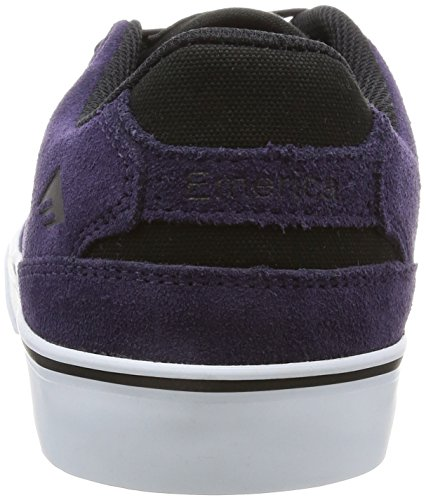 Emerica-The Reynolds Low Vulc, Color: Purple/White, Size: 41 EU