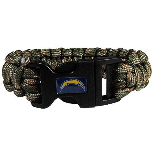 (San Diego Chargers Camo Survivor Bracelet)