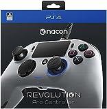 Nacon Revolution Pro Controller - Mando alámbrico, color gris (PS4)