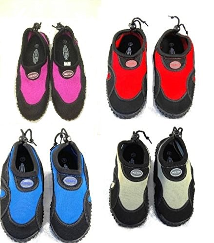 Beach Blue Shoes Rush Ladies Aqua Red Black Wetsuit FFqE8xT