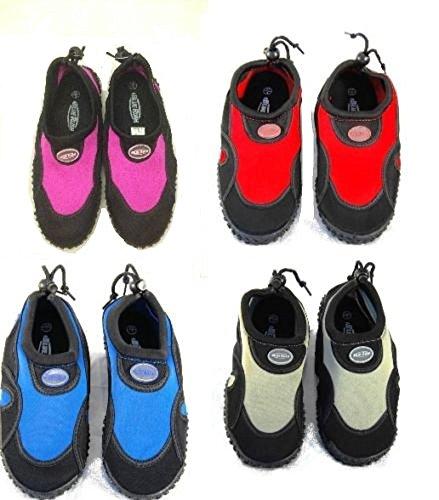Shoes Ladies Wetsuit Rush Beach Aqua Red Black Blue q4wX8Sf