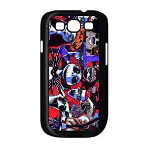 Customize Cartoon Nightmare Before Christmas Back Case for Samsung Galaxy S3 i9300 JNS3-1582