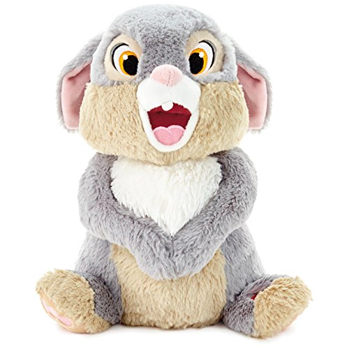 (Hallmark Thumper Stuffed Animal With Sound and Motion,)