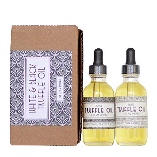 (G.P.S. Black & White Truffle Oil Gift Set)