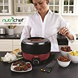 NutriChef Small Appliance Countertop Set Cooker