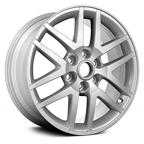 Replacement 6 Double Spokes Silver Factory Alloy Wheel Fits Saab 9-7X