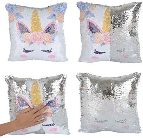 Xiaowli Mermaid Reversible Decorative Unicorn product image