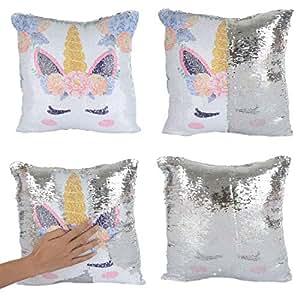 Amazon.com  Xiaowli Mermaid Pillow Cover e7141dfb4e