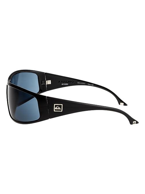 Quiksilver Akka Dakka - Gafas de sol para hombre, color negro/gris, talla única: Amazon.es: Zapatos y complementos