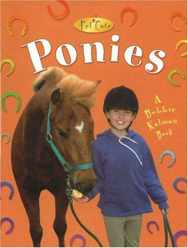 Ponies (Pet Care (Crabtree))