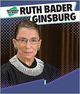 Book Ruth Bader Ginsburg (Superwomen Role Models)