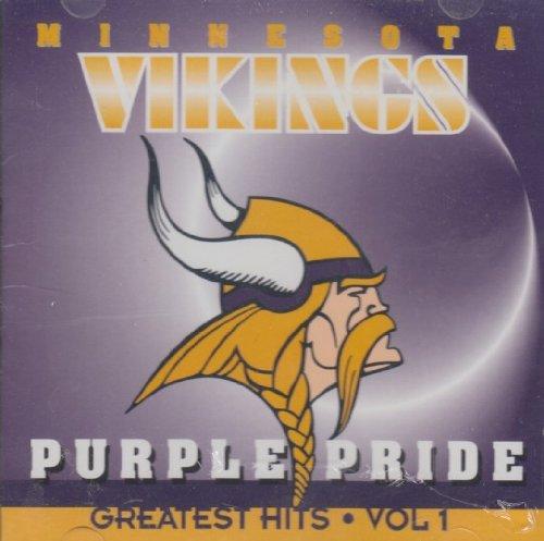 - Minnesota Vikings Greatest Hits Volume1