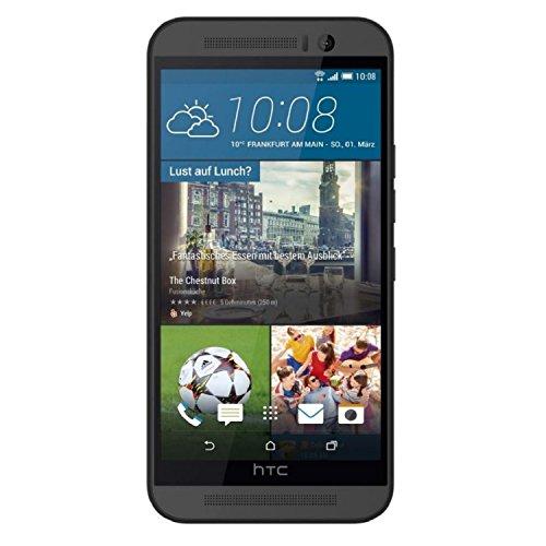 HTC One M9 32GB Unlocked GSM 4G LTE Octa-Core 20MP Camera Phone - Gray ()